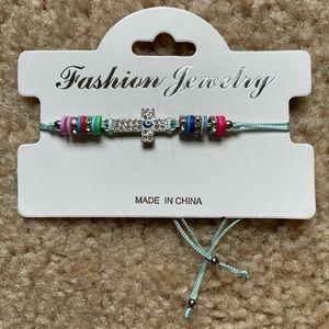 NWT Religious Friendship Bracelet 💙